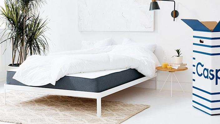 Save up to 15% at Casper, no promo code needed.
