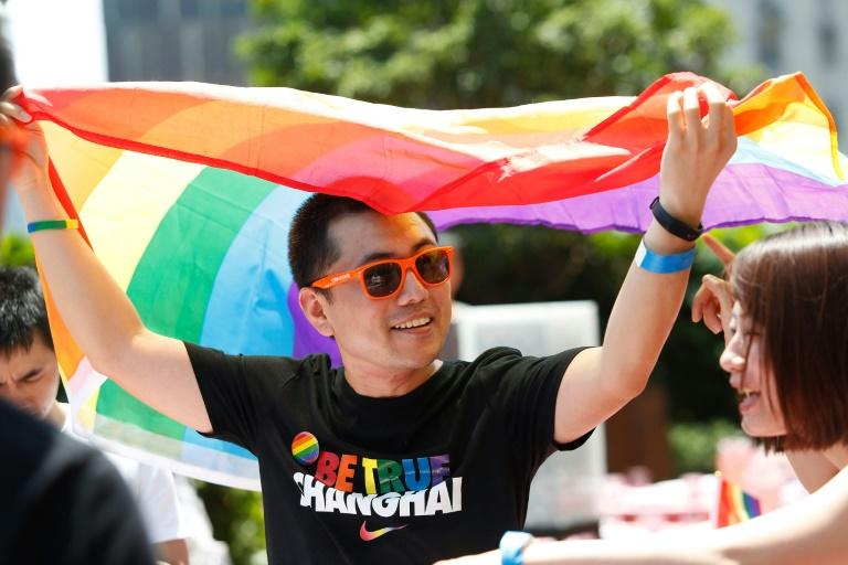 Many gay rights activists remain optimistic that things will only get better for them in China