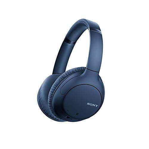 """<p><strong>Sony</strong></p><p>amazon.com</p><p><strong>$98.00</strong></p><p><a href=""""https://www.amazon.com/dp/B085RQYX5Z?tag=syn-yahoo-20&ascsubtag=%5Bartid%7C2089.g.37357856%5Bsrc%7Cyahoo-us"""" rel=""""nofollow noopener"""" target=""""_blank"""" data-ylk=""""slk:Shop Now"""" class=""""link rapid-noclick-resp"""">Shop Now</a></p><p>Sony headphones are <a href=""""https://www.bestproducts.com/tech/g37144914/best-sony-headphones-earbuds/"""" rel=""""nofollow noopener"""" target=""""_blank"""" data-ylk=""""slk:a favorite of our editors"""" class=""""link rapid-noclick-resp"""">a favorite of our editors</a>, and for good reason. This pair is super affordable, but comes with noise-cancelling technology, is easily paired with your phone via Bluetooth, and can stay charged for about 35 hours. </p>"""