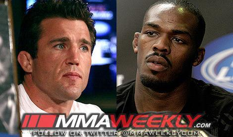 "Jon Jones Declares Chael Sonnen Has ""Done Steroids Throughout His Entire Career"""