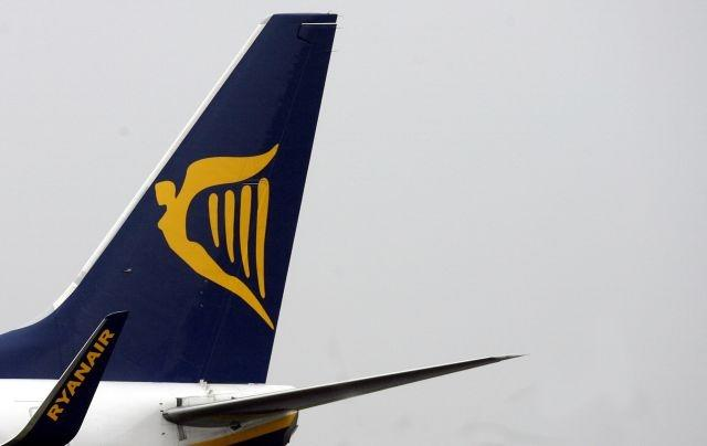 Ryanair flights cancelled out of Dublin; London Standsted hit hard
