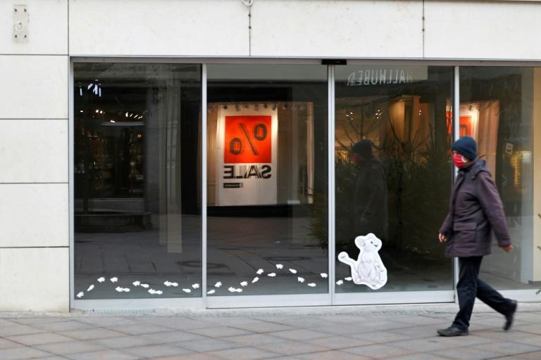 One in five retail spaces in Luebeck are empty