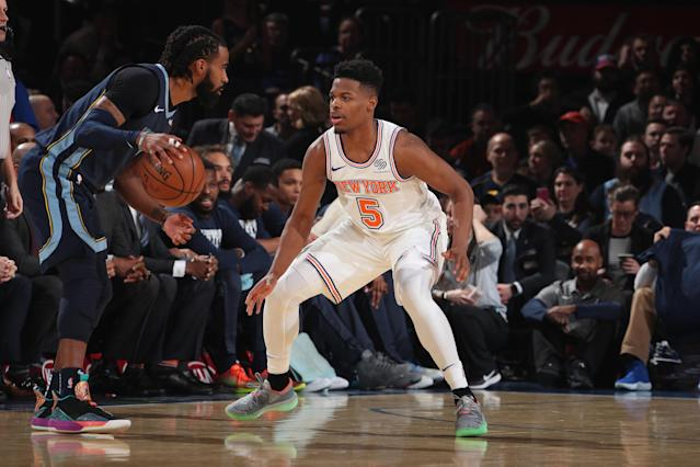 New York Knicks: Dennis Smith Jr. wants to take leadership role