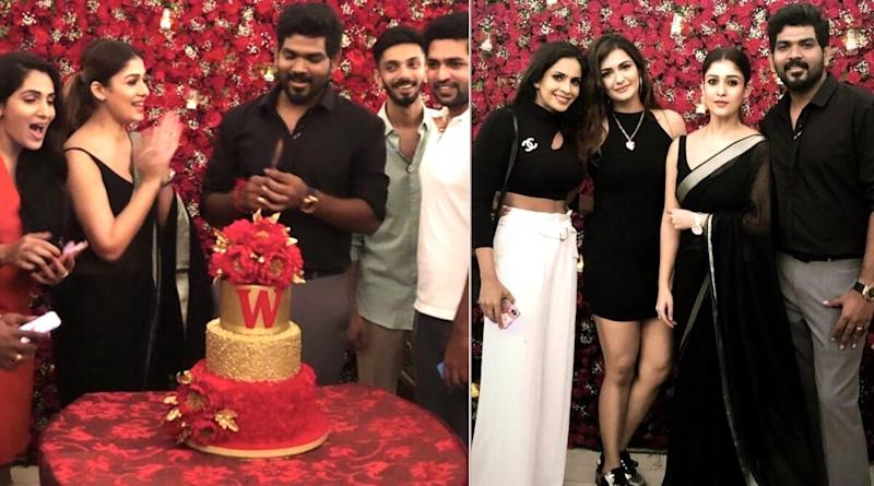 Nayanthara Hosts a Grand Birthday Bash for Beau Vignesh Shivan! (View Pics)