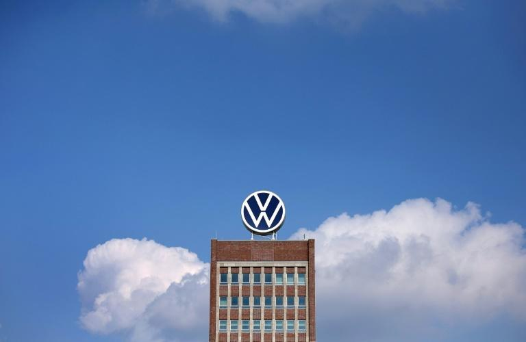 VW has already paid out 32 billion euros in damages, refunds and court fees in relation to the Dieselgate scandal (AFP/Ronny Hartmann)