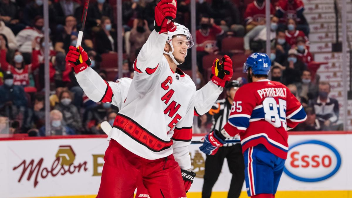 Hurricanes take Canadiens trolling to new level with one simple tweet