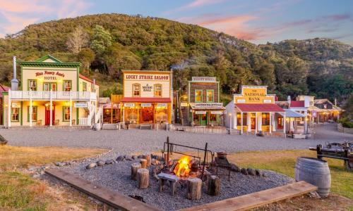 Wild west replica 'town' for sale in New Zealand attracts interest in US – and Hong Kong