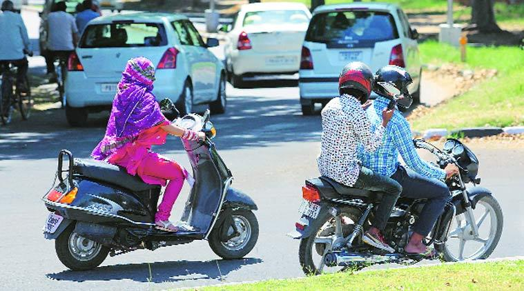 pune city news, pune traffic, pune rto action against two wheelers, pune traffic news