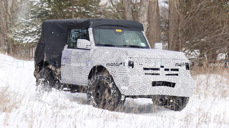 Ford Bronco Two-Door