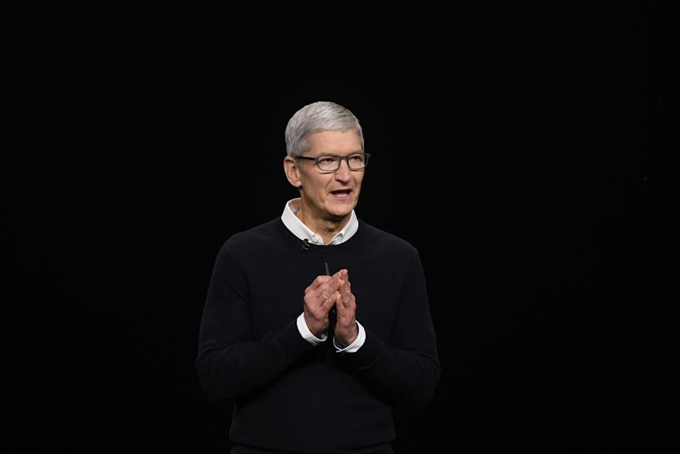 Tim Cook Defends Decision to Remove Hong Kong Maps App in Memo