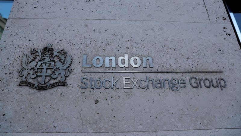 London stocks sink on grim global growth forecast, fears of second virus wave