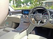 Inside, much like its clientele and buyer base, the GLC keeps it subtle and less flashy. There is now a 10.25-inch touchscreen, along with a new track-pad below. The screen is the biggest talking point with its new graphics and looks just stunning; the touch panel is the smoothest we have seen.