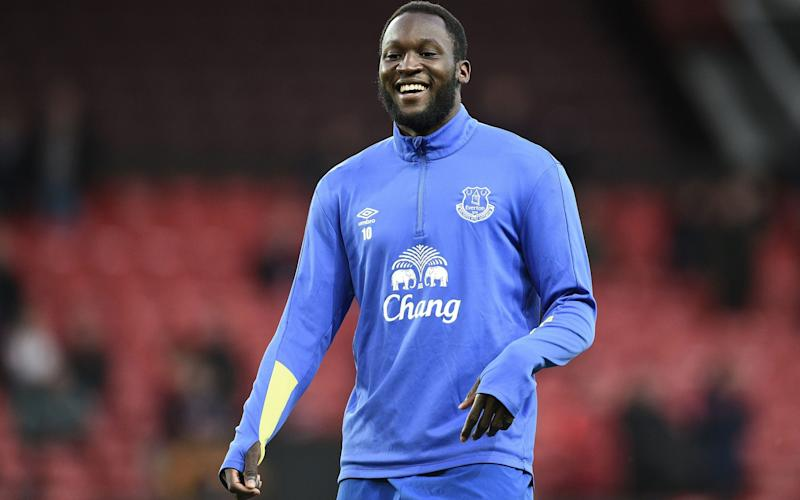 Romelu Lukaku has set his heart on returning to Chelsea - AFP