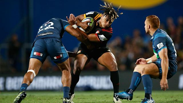 A dangerous tackle on Jan Serfontein means Johnny Fa'auli will miss matches against Stormers, Cheetahs, Western Force and Sunwolves.