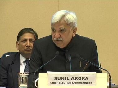 Partisanship, malafide on part of election observers will lead to ruthless action, says CEC Sunil Arora