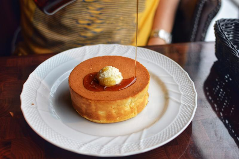 Are Soufflé Pancakes the Next Big Food Trend?