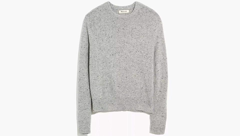 Gifts for college-bound students: sweaters