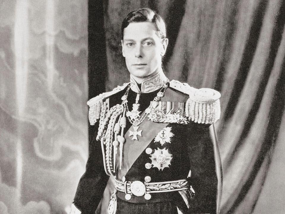 king george vi coronation
