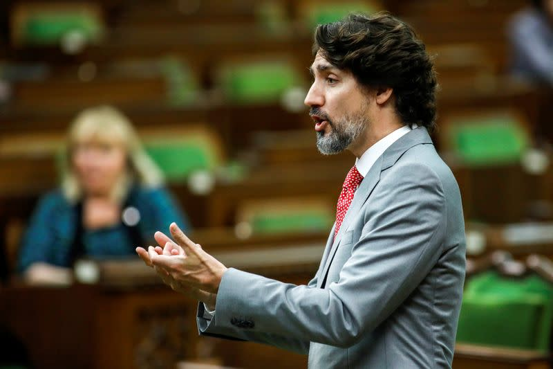 China does not seem to understand independence of Canada's judiciary: Trudeau