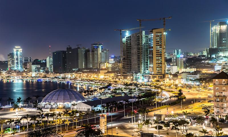 Angolan capital Luanda tops list of most expensive cities for expats