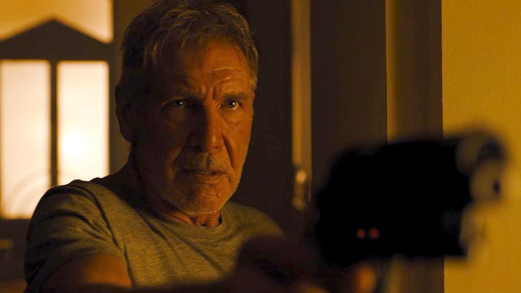 <p>Deckard (Ford) has been missing for 30 years when 'Blade Runner 2049' kicks off. (Photo: Warner Bros.) </p>