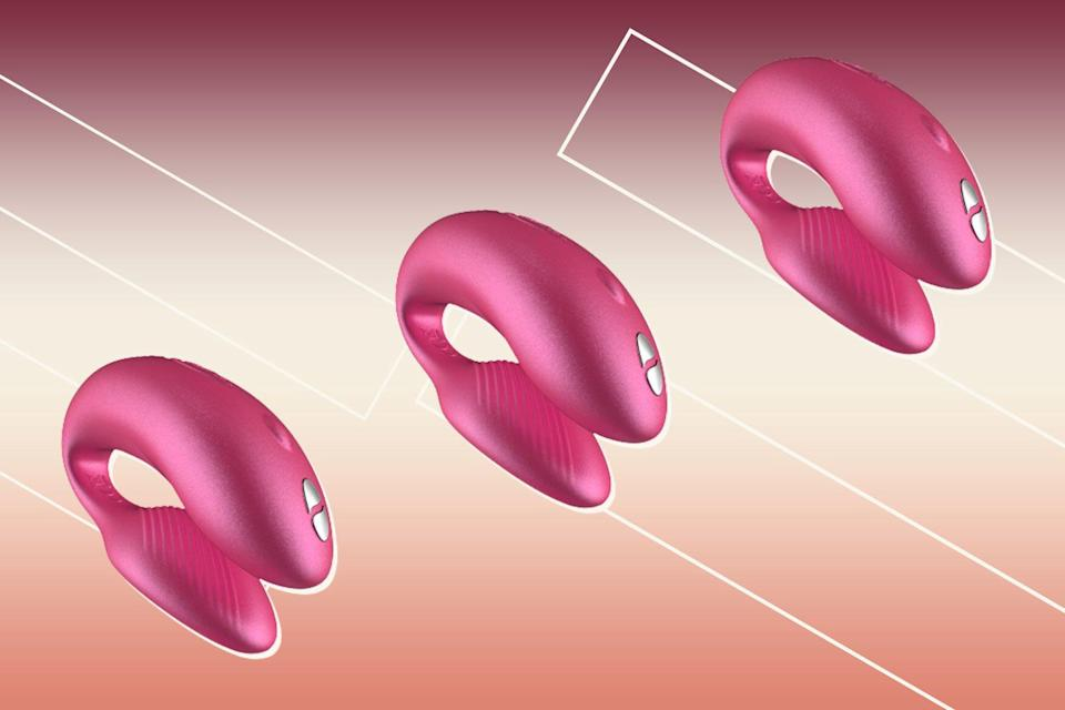 This Multi-Tasking Vibrator Isn't Just for Couples