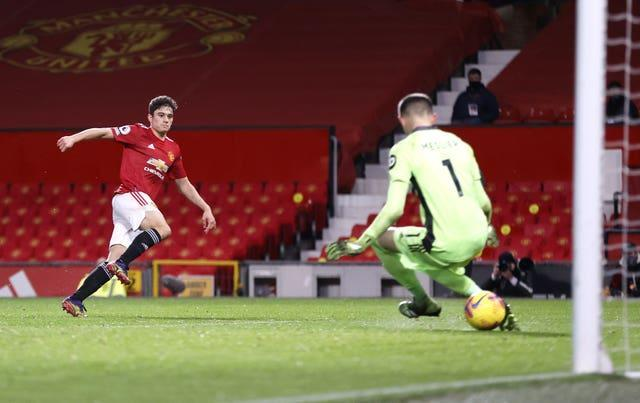 Daniel James is reportedly close to joining Leeds