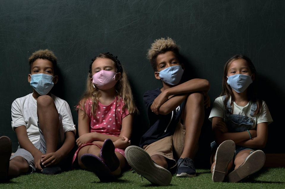"""<span class=""""caption"""">How do children feel about pandemic measures that affect their lives and sense of security?</span> <span class=""""attribution""""><span class=""""source"""">(Shutterstock)</span></span>"""