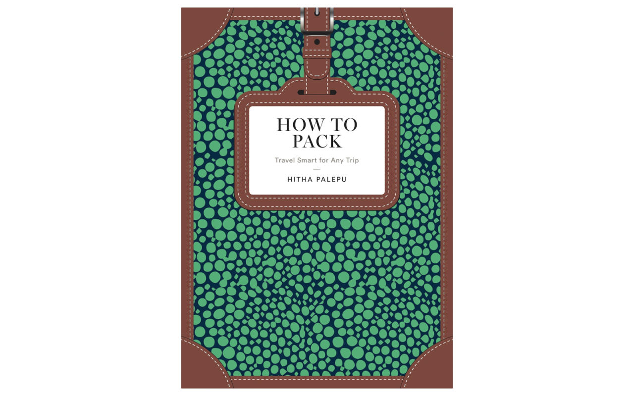 """<p><a rel=""""nofollow"""" href=""""https://www.travelandleisure.com/travel-tips/packing-tips/how-to-pack-packing-list"""">Author Hitha Palepu</a> has traveled more then 500,000 miles around the globe as a consultant, gathering up a wealth of smart packing tips worth sharing. In this guide, you'll learn outfit formulas to help you avoid over-packing, how to pare down your beauty routine without sacrificing the essentials, which clothing items are better suited to folding or rolling, and so much more.</p> <p>To buy: <a rel=""""nofollow"""" href=""""https://www.amazon.com/gp/product/1101905646/ref=as_li_tl?ie=UTF8&tag=tlbestbooksfortravelers-20&camp=1789&creative=9325&linkCode=as2&creativeASIN=1101905646&linkId=a6521330cfdc73fca7c5a0519b4632e8"""">amazon.com</a>, $6</p>"""