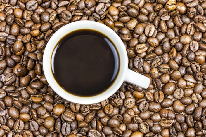 "<p>Here's just one more reason to love your morning cuppa. Women who drank four cups of <a href=""https://www.prevention.com/food-nutrition/healthy-eating/a19831490/coffee-good-for-you/"" rel=""nofollow noopener"" target=""_blank"" data-ylk=""slk:coffee"" class=""link rapid-noclick-resp"">coffee</a> daily were 20% less likely to develop <a href=""https://www.prevention.com/health/g20505789/5-signs-of-endometrial-cancer/"" rel=""nofollow noopener"" target=""_blank"" data-ylk=""slk:endometrial cancer"" class=""link rapid-noclick-resp"">endometrial cancer</a> and 24% less likely to develop cancer overall after <a href=""https://www.prevention.com/health/health-conditions/a29426538/what-is-menopause/"" rel=""nofollow noopener"" target=""_blank"" data-ylk=""slk:menopause"" class=""link rapid-noclick-resp"">menopause</a>, <a href=""https://www.mdpi.com/2072-6643/9/11/1223"" rel=""nofollow noopener"" target=""_blank"" data-ylk=""slk:research shows"" class=""link rapid-noclick-resp"">research shows</a>. But you might want to steer clear of the cream and sugar. ""Adding large amounts of either can offset coffee's protective benefits,"" Palinski-Wade says. ""The best choice is flavoring coffee with a splash of milk and a non-calorie seasoning like cinnamon.""</p>"