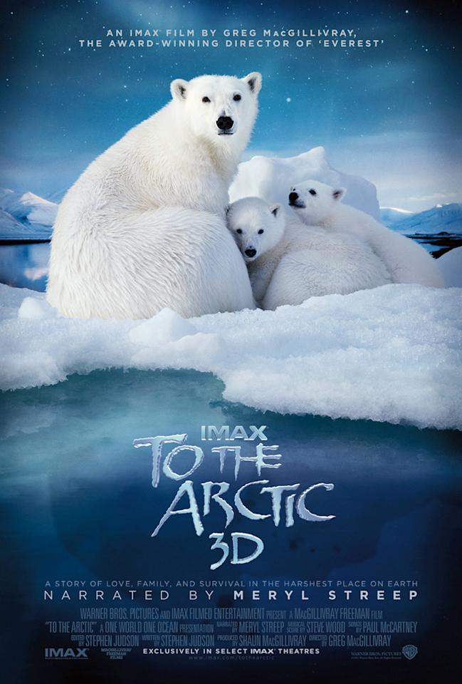 "Warner Bros. Pictures ""To the Arctic 3D"" - 2012"