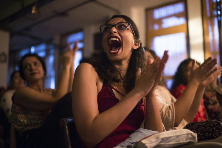Femapalooza, India's women-only comedy show, is a place where the punchlines range from breasts to bras and equal pay and censorship