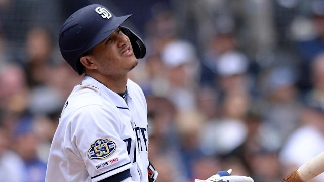 Manny Machado isn't helping the reputation he's gained as a player that he doesn't hustle hard on every play. By Corey Seidman