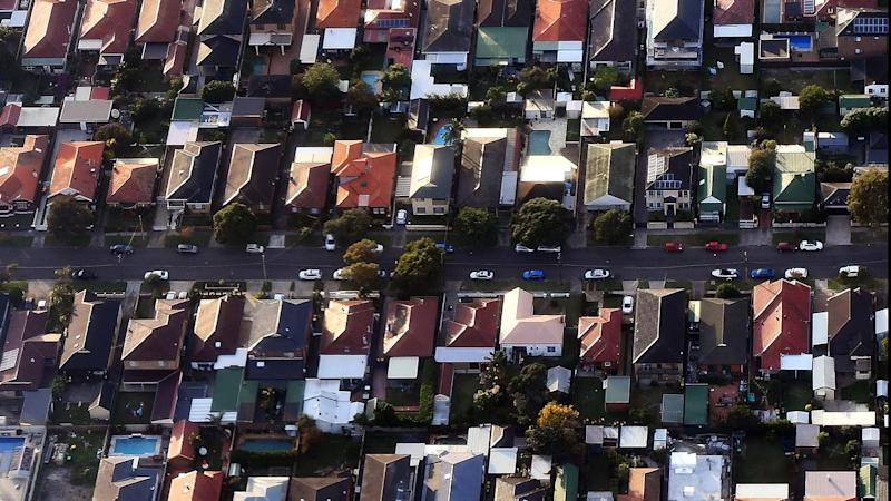 Thousands of vacant homes in NSW and Vic