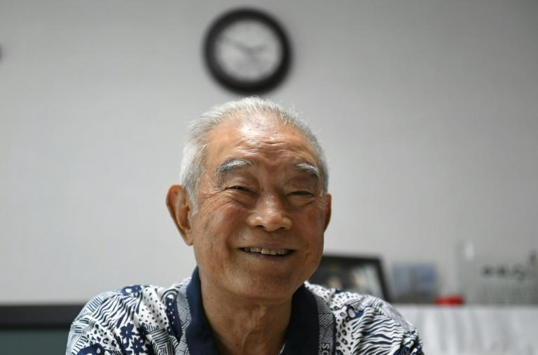 Kim Kwang-ho, 81, fled North Korea with his older siblings and father in 1950. He will be reunited with his younger brother on Monday