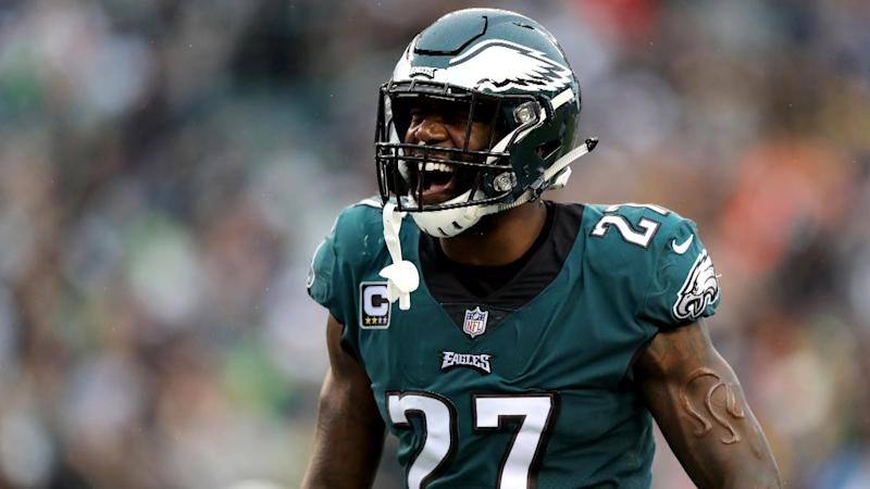 Is Malcolm Jenkins' absence at Eagles' OTAs related to his contract?