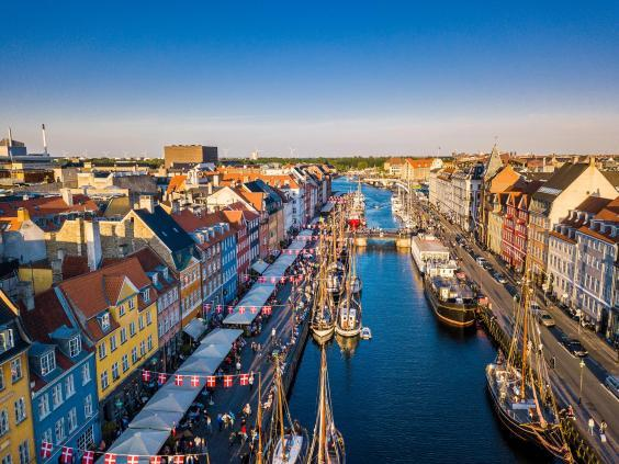 Copenhagen is putting sustainability at the top of its agenda (Getty Images/iStockphoto)
