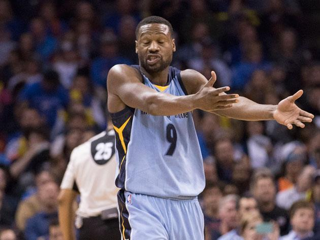 Tony Allen would like you to reconsider. (Getty Images)