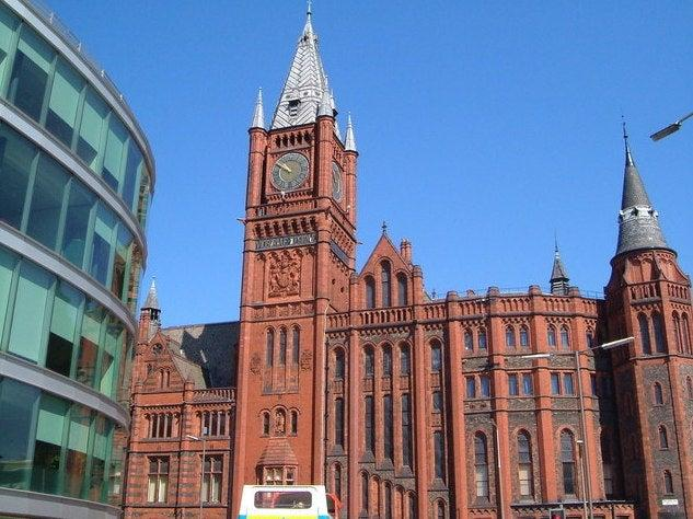 The University of Liverpool imposed academic sanctions on hundreds of students who missed rent payments: Wikimedia Commons