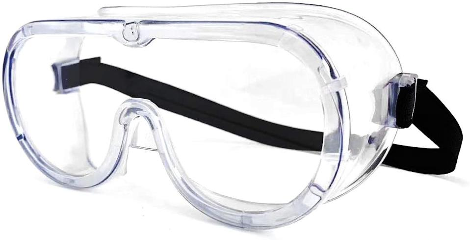 Woolike Safety Goggles