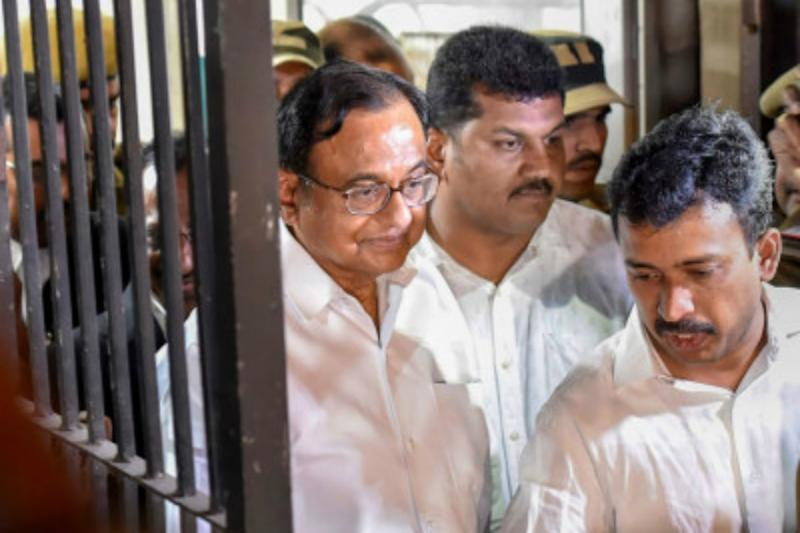 Despite Passing a Similar Order Four Days Ago, Why SC Judge Snubbed Chidambaram's Bail Plea