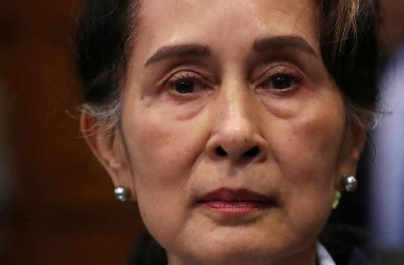 Court hearings in case against Myanmar on alleged genocide of Rohingya, at the ICJ in The Hague