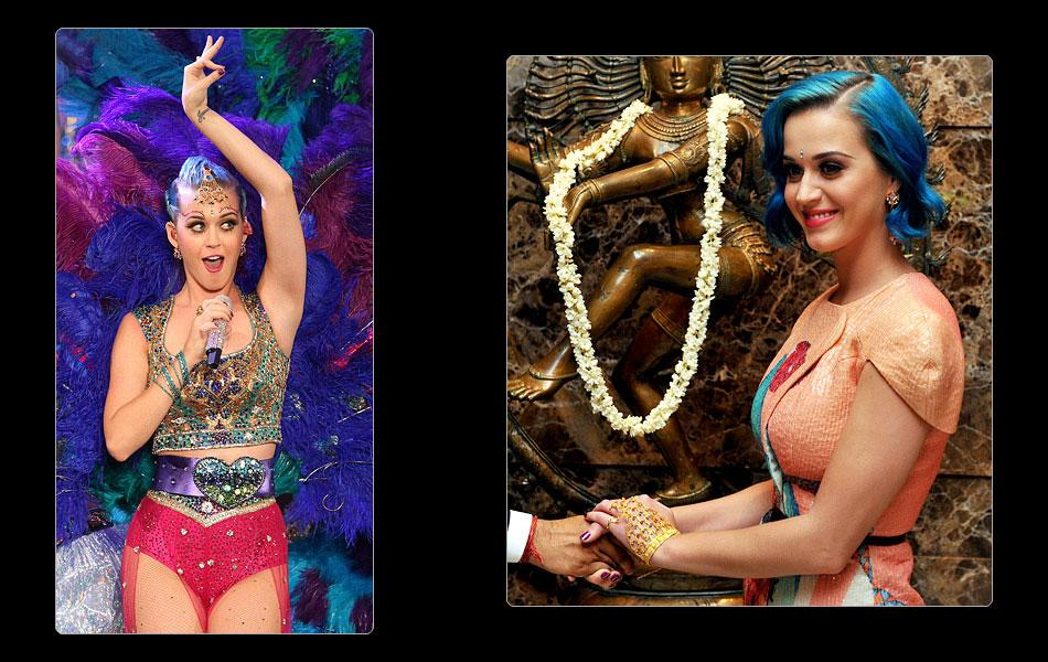 Honoured to play in India: Katy Perry