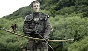Tobias Menzies as Edmure Tully in Game of Thrones