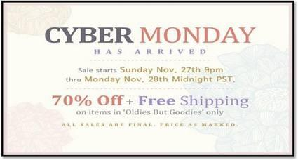 tulle cyber monday