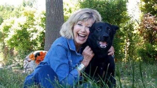 PHOTO: Olivia Newton-John is photographed at her California home. (ONJ Foundation)