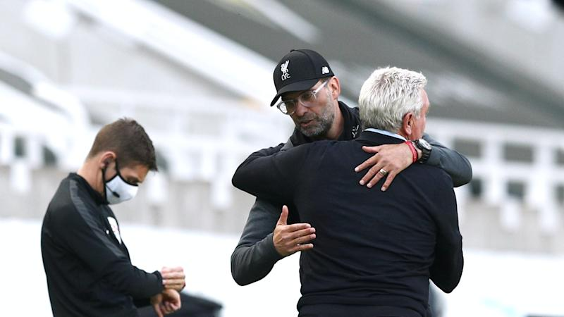 Jurgen Klopp hails 'nearly perfect' Liverpool after victory at Newcastle