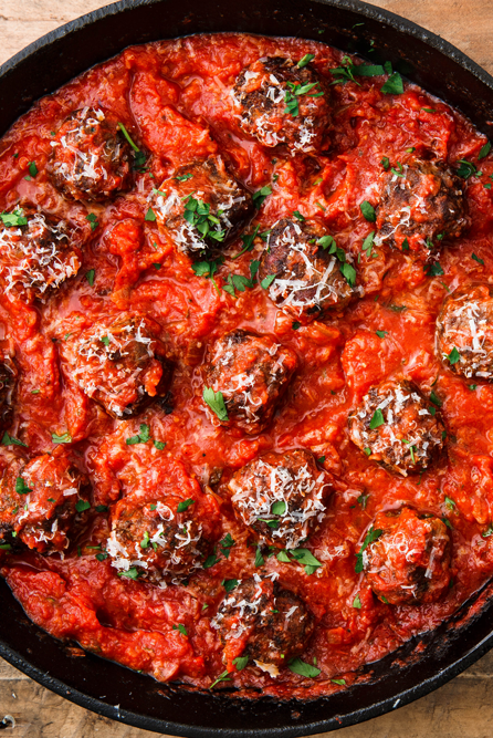 """<p>Extra cheese holds these tender meatballs together perfectly without any type of flour. A breeze to whip up makes these the perfect weeknight dinner for everyone.</p><p>Get the <a href=""""https://www.delish.com/uk/cooking/recipes/a30131943/keto-meatballs-recipe/"""" rel=""""nofollow noopener"""" target=""""_blank"""" data-ylk=""""slk:Keto Meatballs"""" class=""""link rapid-noclick-resp"""">Keto Meatballs</a> recipe.</p>"""