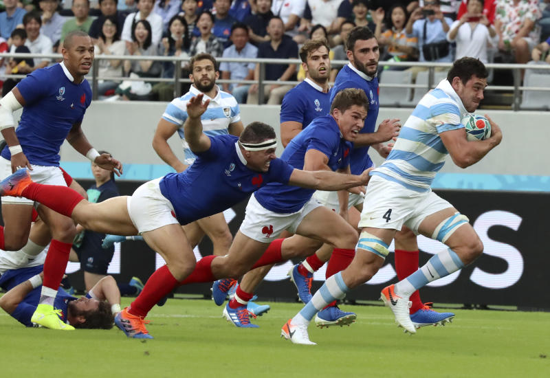 ARGENTINA-RUGBY