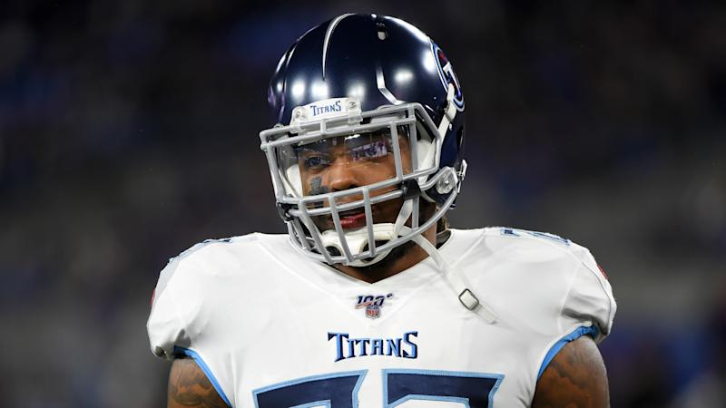 Record-breaking Derrick Henry hails collective effort in Titans' triumph